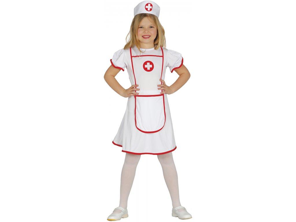 Dětský kostým - Zdravotní sestřička