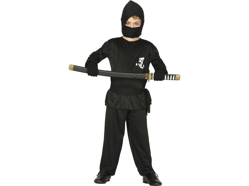 Kostým Ninja - dětský