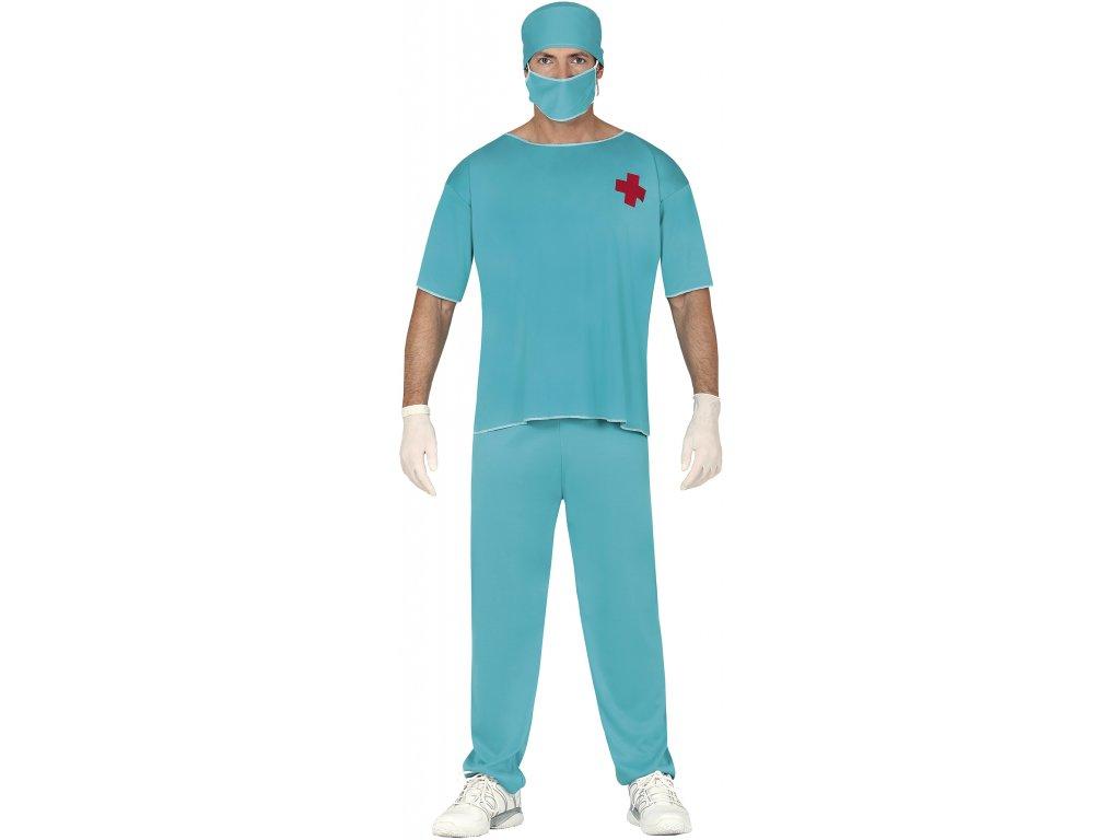 Kostým chirurga (Velikost - dospělý L)