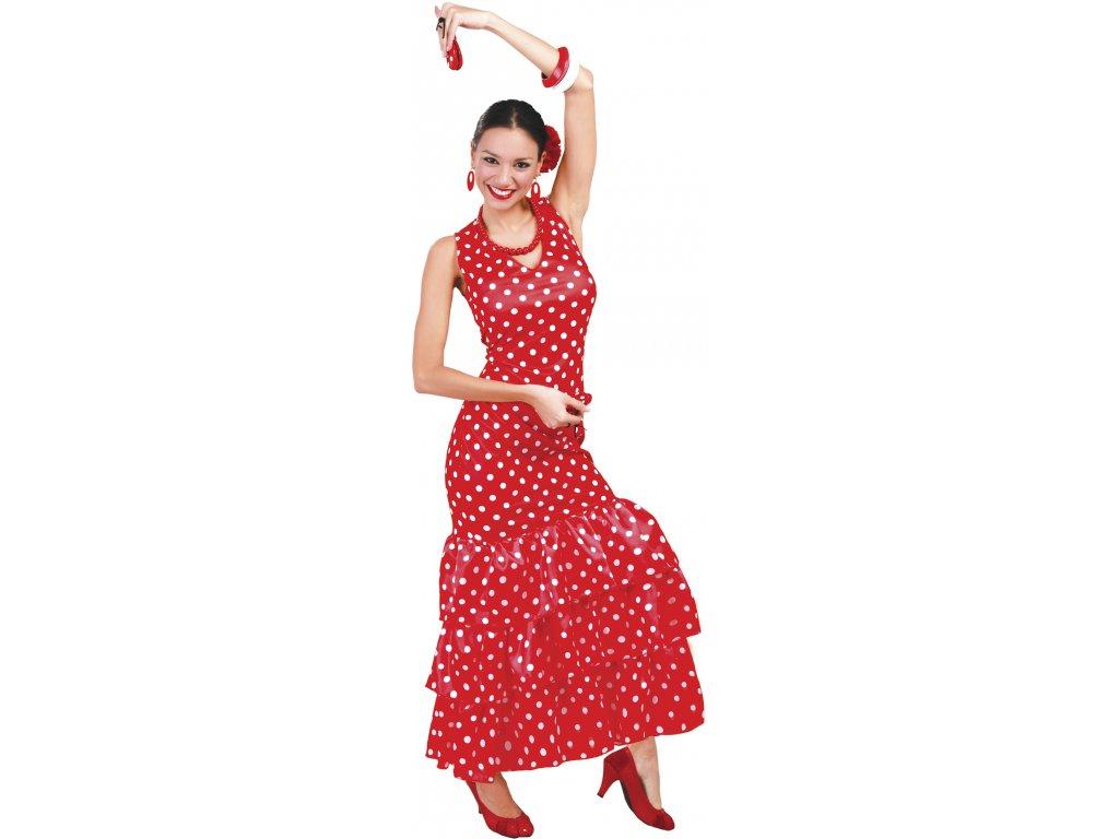 Tanečnice flamenga