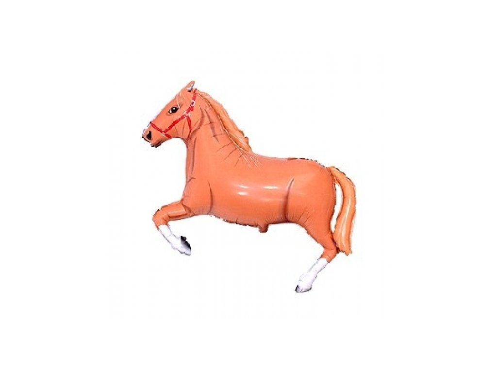 Fóliový Balónek Kůň