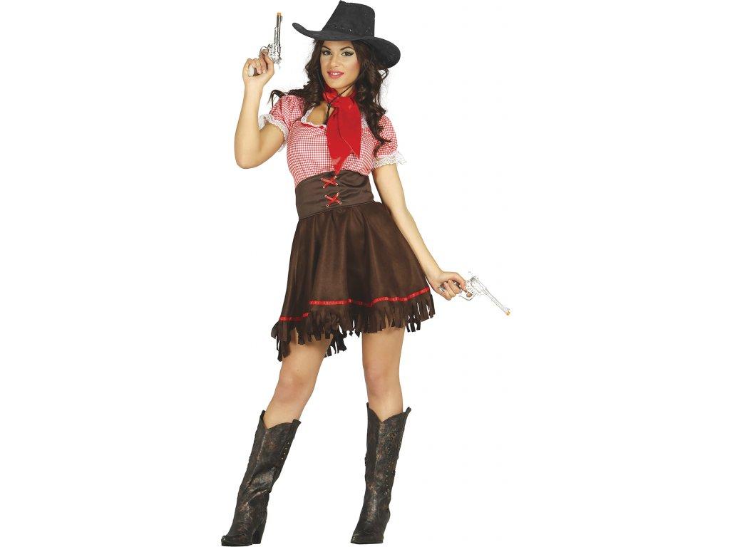 Kostým Sexy Pistolnice
