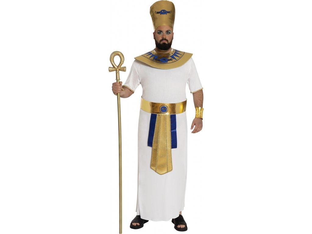 Kostým Faraóna Ramsesa (Velikost - dospělý L)