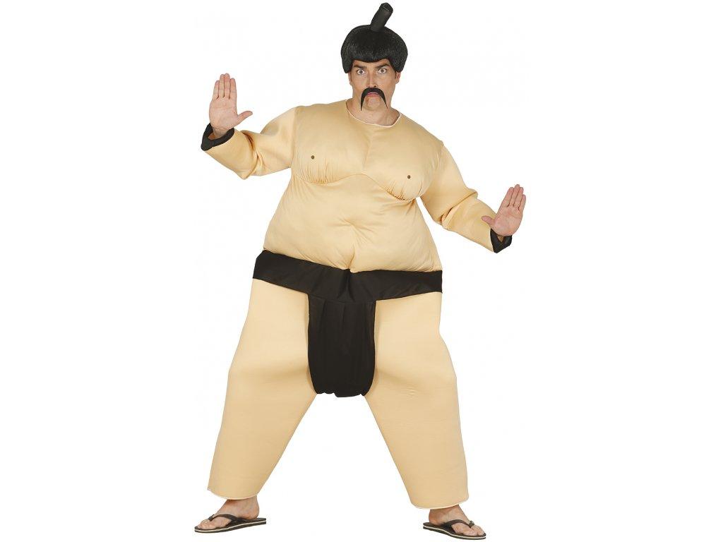 Kostým sumo zápasník (Velikost - dospělý L)