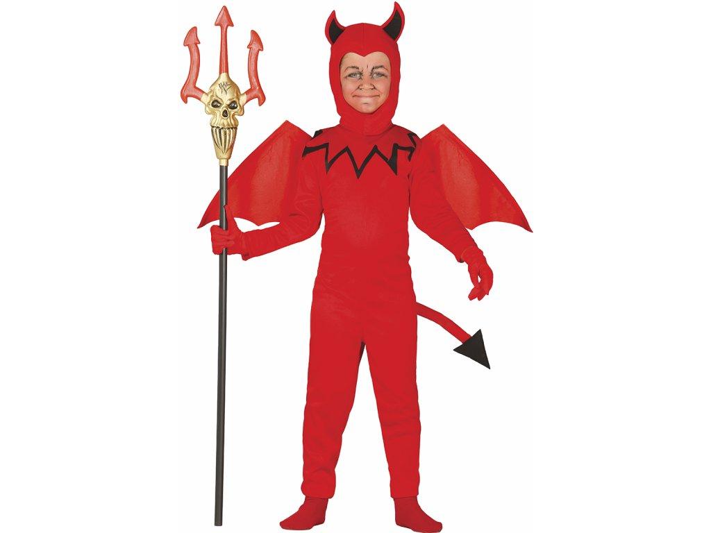 Detsky kostym diabla