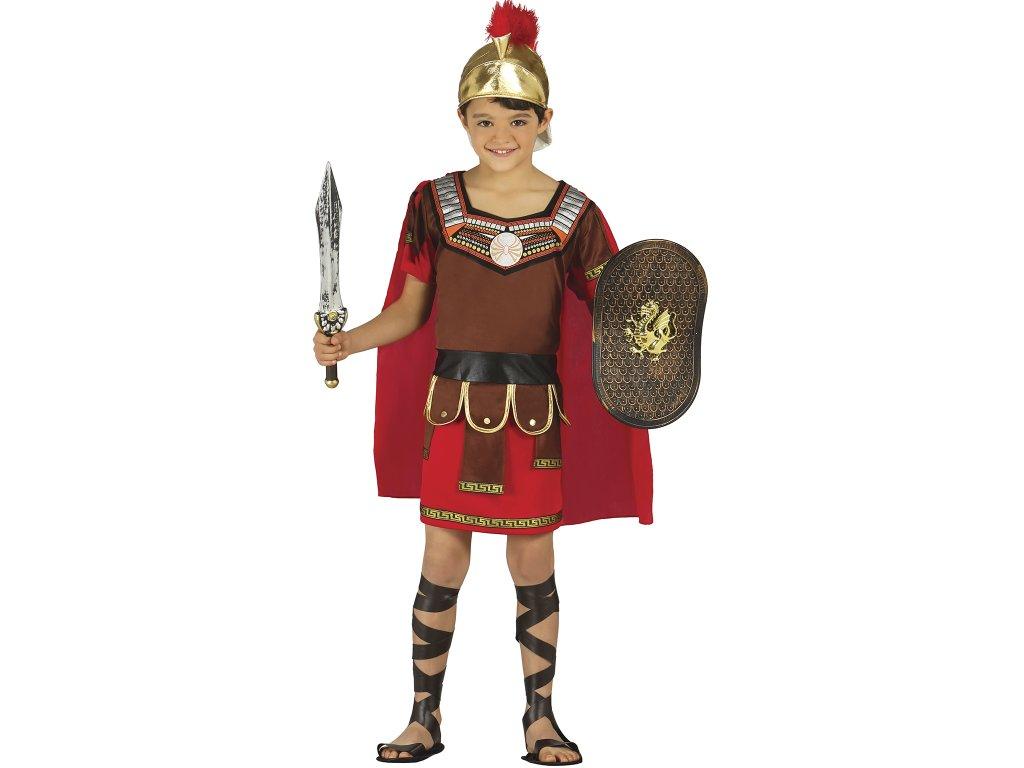 Detský kostým Rímsky Centurion (Veľkosti 10-12 rokov (výška 142-148cm))