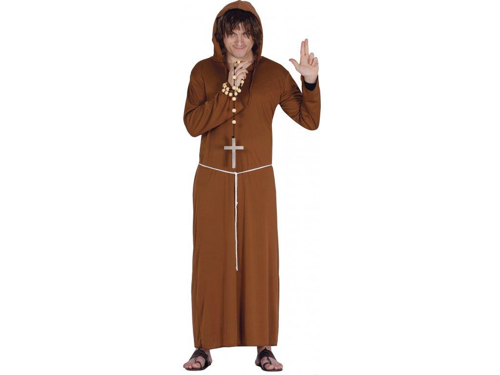 Kostým mnícha (Velikost - dospělý L)