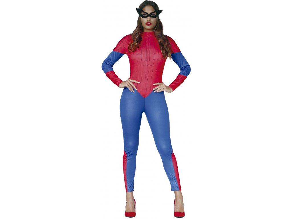 Kostým ženy Spidermana