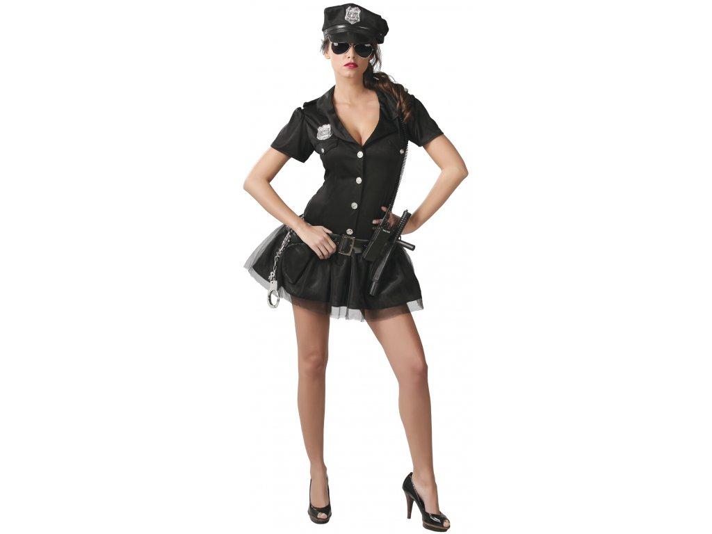 Kostým Americká policistka