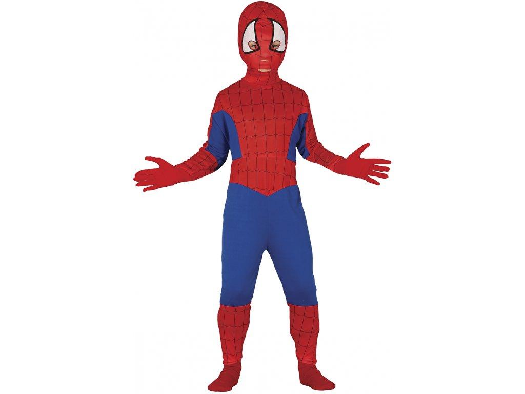 Kostým Spiderman - dětský