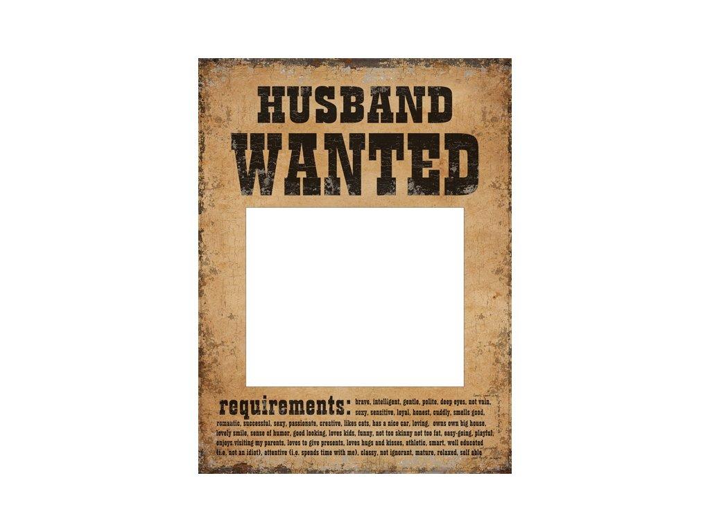 Rekvizity na focení - Wanted