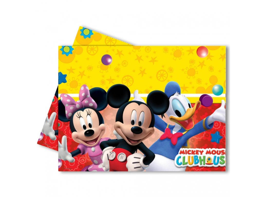 Ubrus Mickey Mouse - 120 x 180 cm