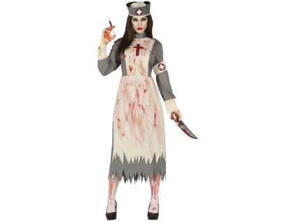Kostým Mrtvá zdravotní sestra