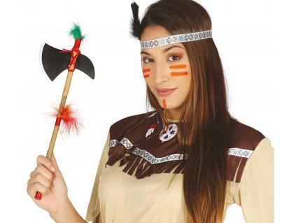Indianská sekyrka 35 cm