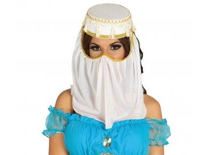 Klobouk Arabská princezna