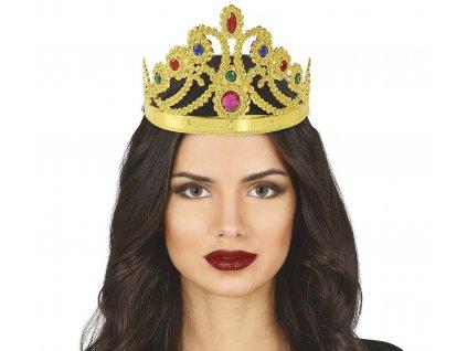 Zlatá koruna - královna