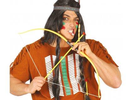 Indiánský luk a šípy