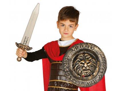 Dětský štít a meč