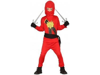 Kostým Ninja  pro děti