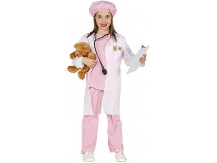 Dětský kostým Veterinářka