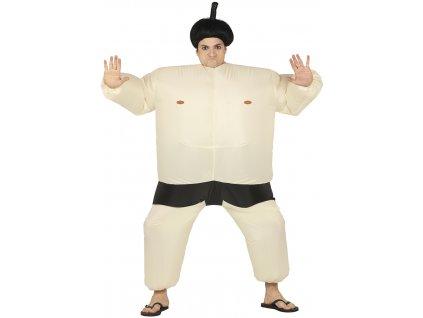 Kostym nafukovace sumo