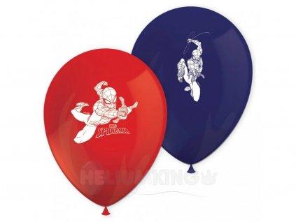 Balónky Spiderman 8 ks