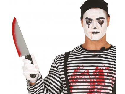 Nůž od krve
