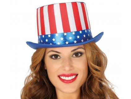 31022 klobuk s motivom americkych farieb