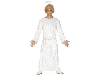 Pánsky Kostým - Anjel (Velikost - dospělý M)