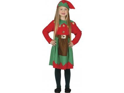 Kostým - Elfka