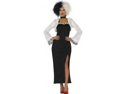 Dámsky kostým - Cruella De Vil