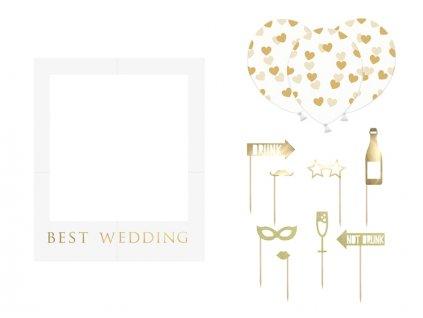 Rekvizity na focení - Nejlepší Svatba