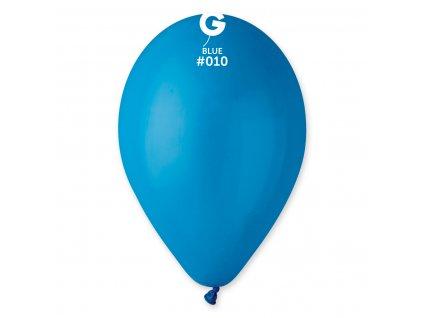 Balónek pastelový modrý 26 cm