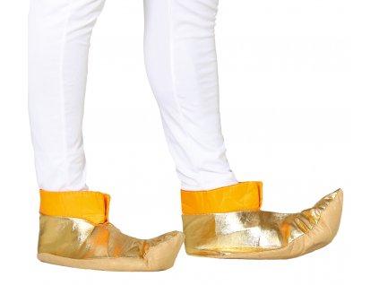 Aladin - zlaté boty