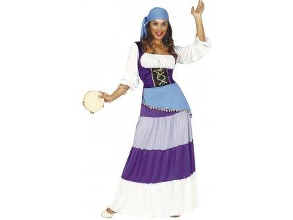 Dámský kostým - Cikánka