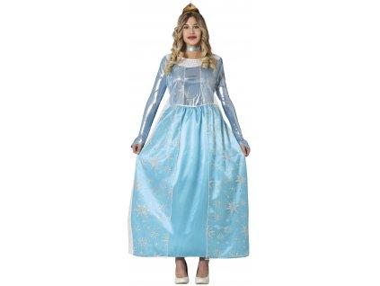 Dámský kostým - Elsa