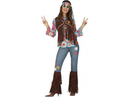 Dámský kostým - Hipisáčka