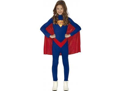Dětský kostým - Superhrdina Superman