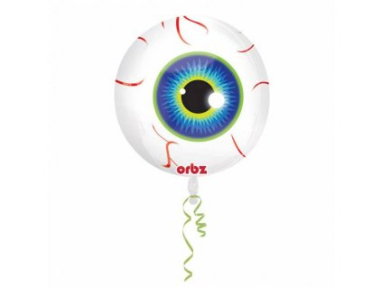 Kulatý fóliový balón - Oko