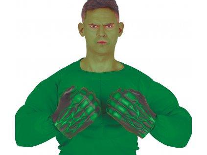 Rukavice - Hulk