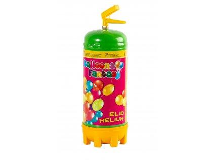 Helium na 20 balónků