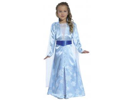 Dětský kostým - Ledová princezna Elsa