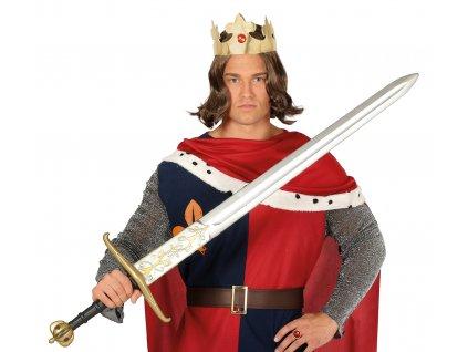 Středověký meč 120 cm