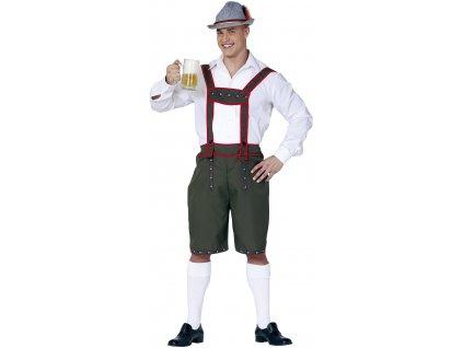 Kostým tyrolského muže