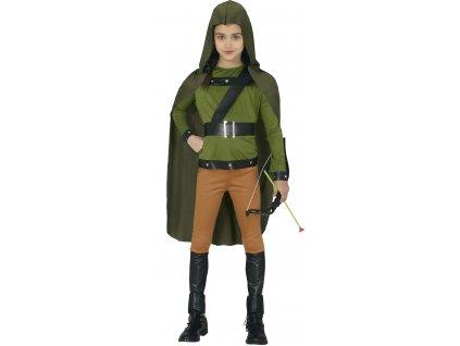 Detský kostým - Arrow (Velikost - děti M)
