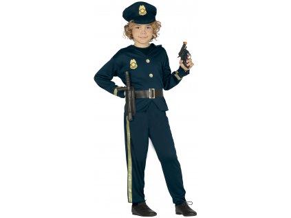 Kostým Policisty dětský