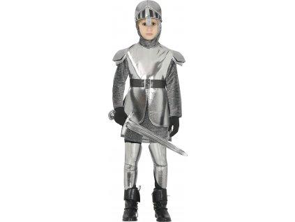 Detský kostým - Rytier (Velikost - děti M)