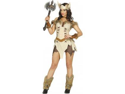 Kostým Vikingskej ženy (Veľkosti S)