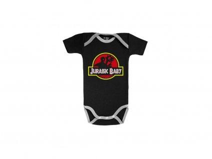 Dětské body - Jurassic Baby