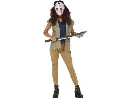 Dámsky kostým - Jason (Velikost - dospělý M)